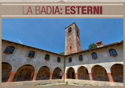 La Badia: Interni