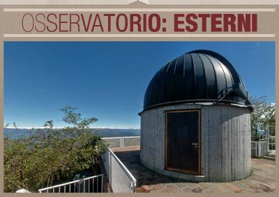 Osservatorio: Esterni