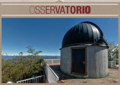 "<div align=""center"">Osservatorio</div>"