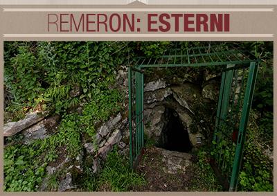 Remeron: Esterni