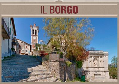 Il Borgo: Santa Maria del Monte
